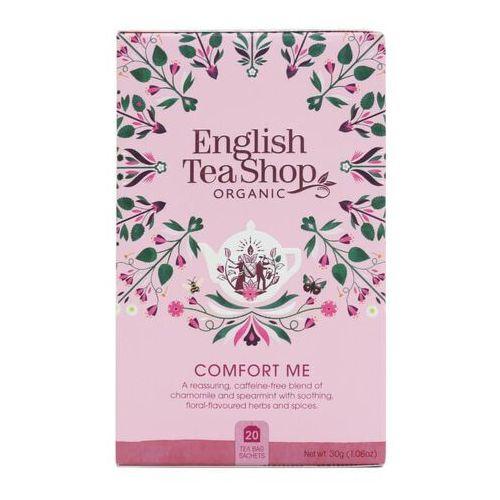 Herbatka ziołowa pociesz mnie 20x1,5g bio 30 g p marki English tea sho