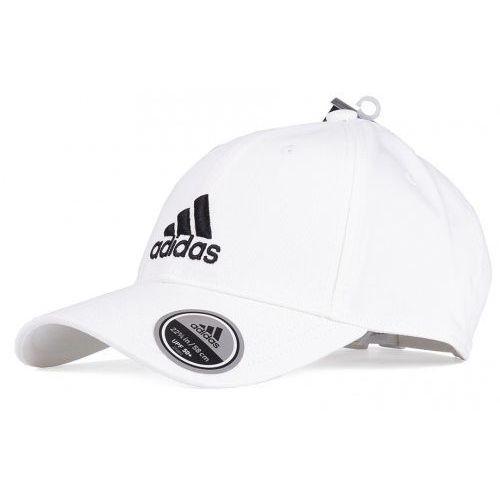 adidas Performance 6P Czapka z daszkiem white/black, kolor biały