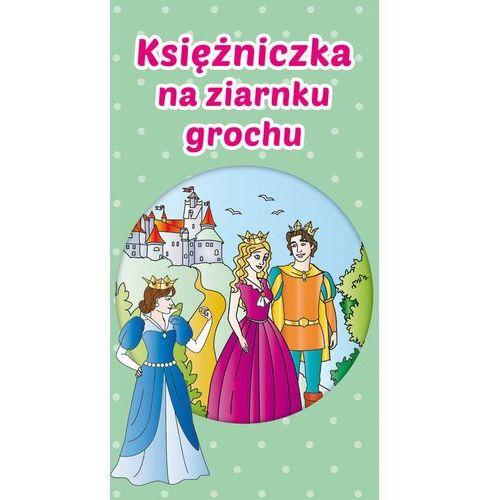 Harmonijka. Księżniczka na ziarnku grochu (10 str.)