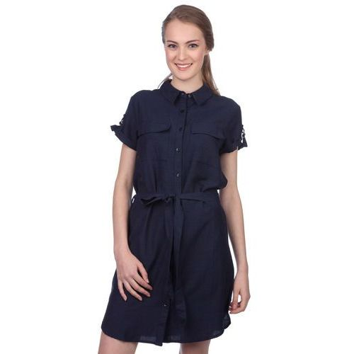 Brave Soul sukienka damska Allen XS ciemnoniebieski, kolor niebieski