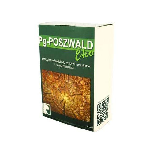 Pg-Poszwald Eko grzybnia do rozkładu pni drzew 0,6 L