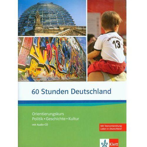 60 Stunden Deutschland + CD (96 str.)