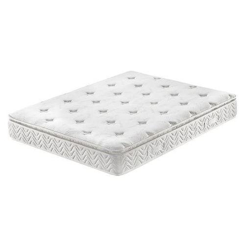 Materac kieszeniowy 160x200 cm - Memory Foam - Multipocket - LUXUS
