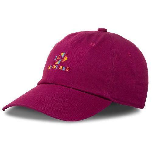 Czapka z daszkiem CONVERSE - 10008477-A15 507, kolor fioletowy