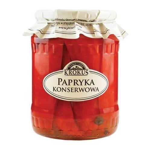 193krokus Krokus 670g papryka konserwowa tradycyjna receptura