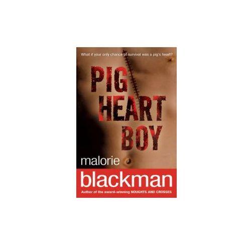 Pig-Heart Boy, Blackman Malorie