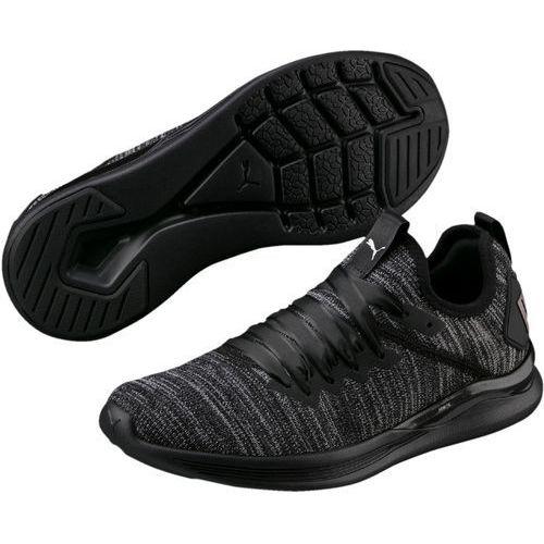 ignite flash obuwie treningowe puma black marki Puma
