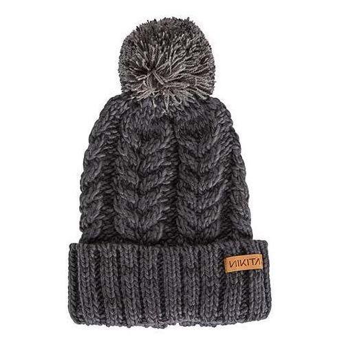 czapka zimowa NIKITA - Turf Beanie Charcoal (CHA) rozmiar: OS