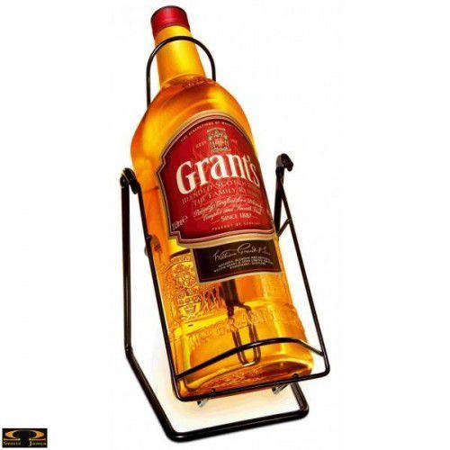 Whisky Grant's 3l kołyska huśtawka