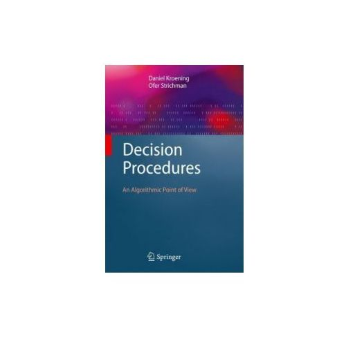 Decision Procedures Decision Procedures