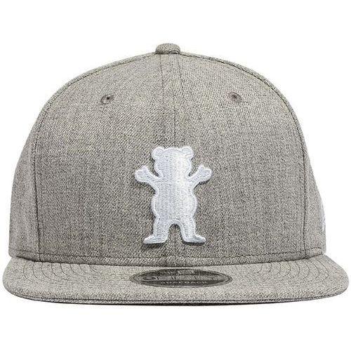 czapka z daszkiem GRIZZLY - Og Bear Snapback Heather-White (HTWH) rozmiar: OS
