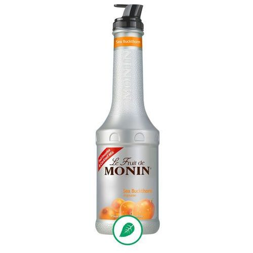 Monin Puree rokitnik sea buckthorn 1l monin 903015 sc-903015 (3052911243097)