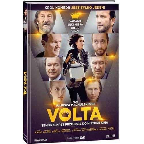 Volta dvd + książka (płyta dvd) marki Kino świat