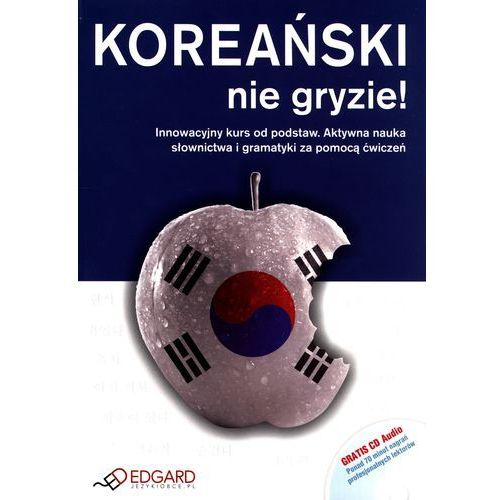 Koreański nie gryzie! Książka +CD (9788377883822)
