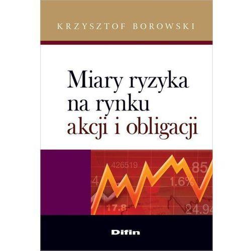 Miary ryzyka na rynku akcji i obligacji, Difin