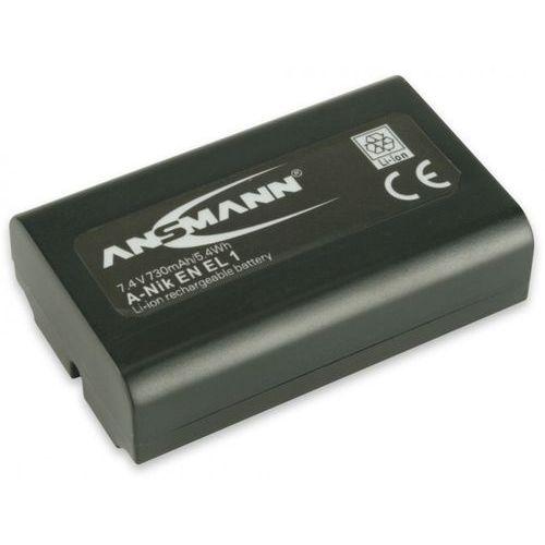 Akumulator do nikon a-nik en el 1 (730 mah) marki Ansmann