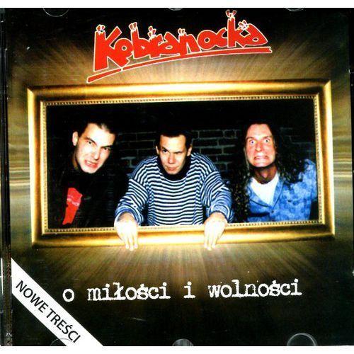 O Miłości I Wolności - Kobranocka (Płyta CD)
