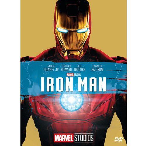 Jon favreau Iron man (dvd) kolekcja marvel (płyta dvd) (7321941502181)