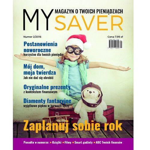 Magazyn Mysaver numer 2/2016 (wydanie papierowe)