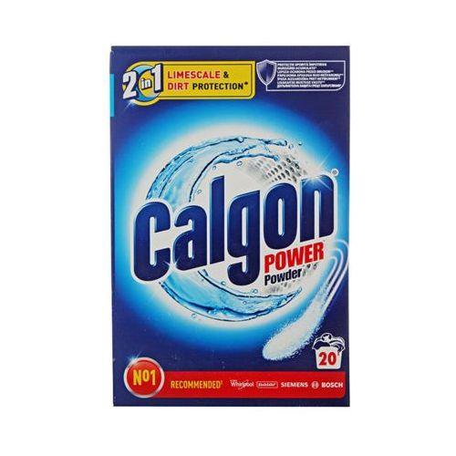 1kg 2w1 proszek zmiękczacz wody marki Calgon