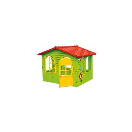 Duży domek ogrodowy dla dzieci marki Mochtoys