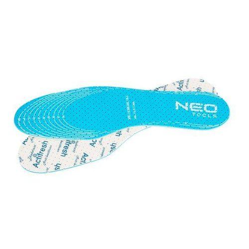 NEO 82-300 Wkładka do butów Actifresh - rozmiar uniwersalny - do docięcia., 82-300