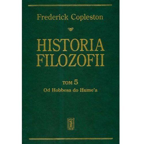 Historia filozofii. Tom 5. Od Hobbesa do Hume'a (2009)