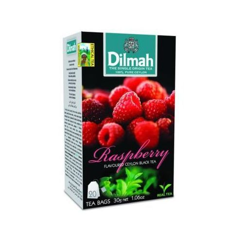 Herbata malina 20 szt. - x03646 marki Dilmah