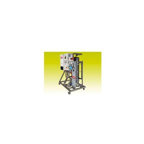 Pasteryzator olejowy 600l 55kW