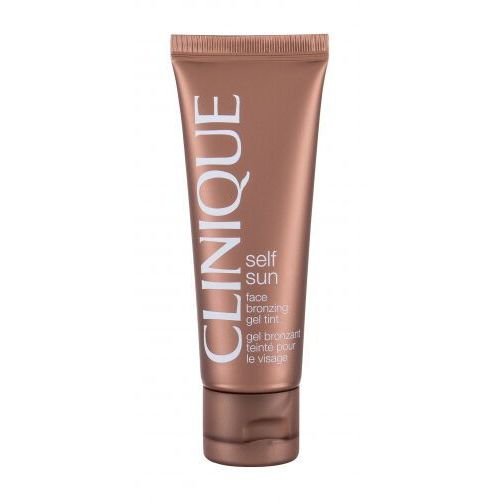 Clinique Self Sun Face Bronzing Gel Tint samoopalacz 50 ml dla kobiet