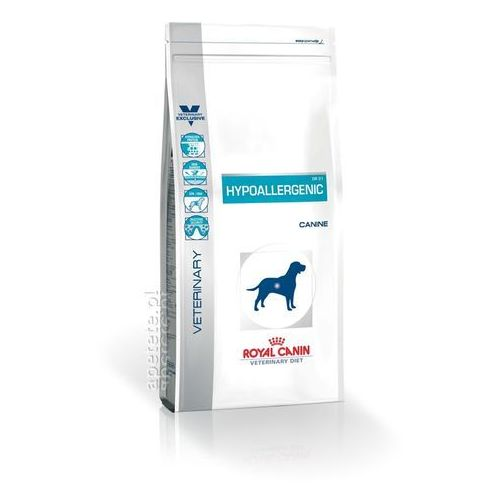 Royal Canin Veterinary Diet Canine Hypoallergenic Moderate Calorie 2x14kg