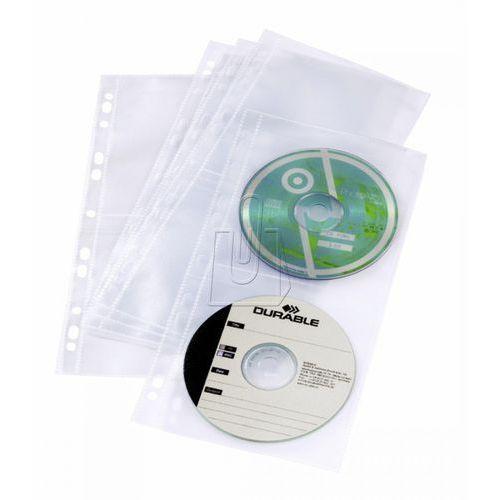 Durable Koszulka na 4 płyty cd/dvd 5 szt. 5282-19