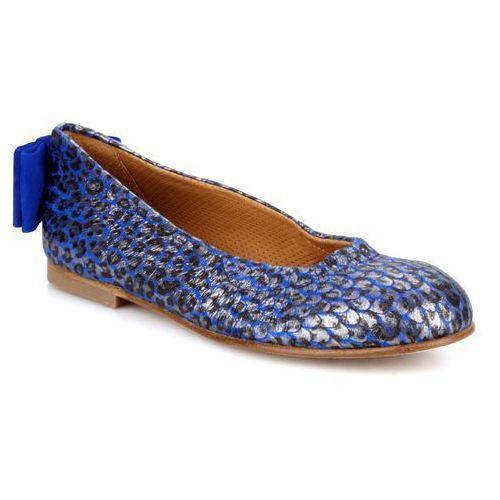 promocje - 30% Baleriny Petite Maloles Petite Cornelia Dziecięce Niebieskie ze sklepu Sarenza