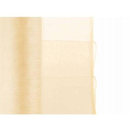 Organza obszywania - kremowa - 38 cm x 9 metrów (5901157451149)