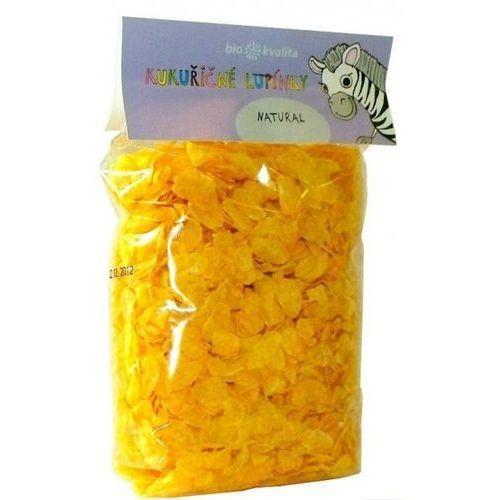 Płatki kukurydziane bez soli i cukru 200g Natural