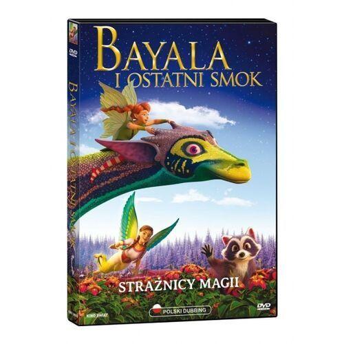 Bayala i ostatni smok dvd - aina jarvine, federico milella marki Kino świat
