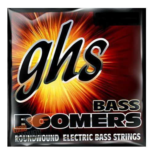 bass boomers struny do gitary basowej 6-str. medium light,.030-.126 marki Ghs