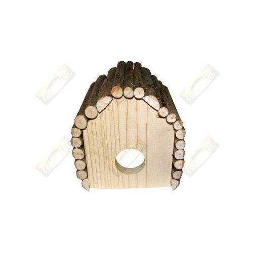Zabawka Domek 1 dla gryzoni 15x15x15cm
