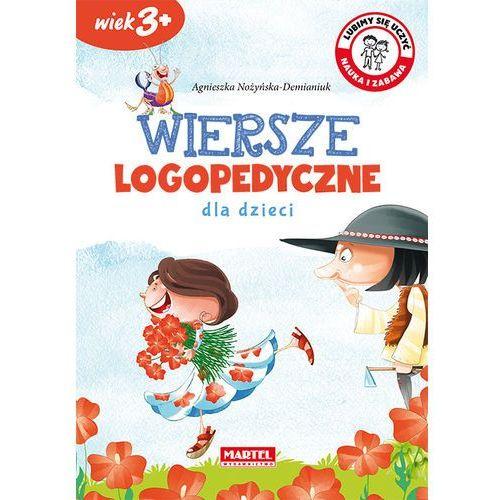 WIERSZE LOGOPEDYCZNE DLA DZIECI WYD. 2, Agnieszka Nożyńska-Demianiuk