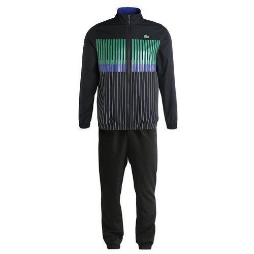 Lacoste Sport SET Dres black/ocean/green/white, w 5 rozmiarach