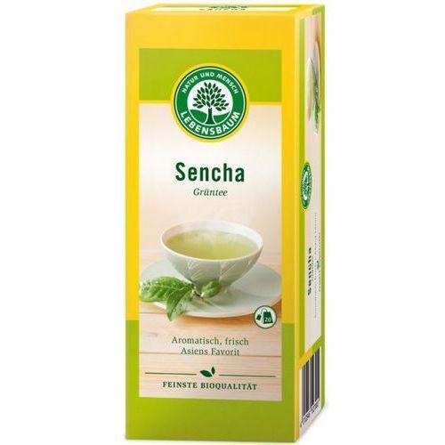 Lebensbaum: herbata Sencha FIX BIO - 20 szt.