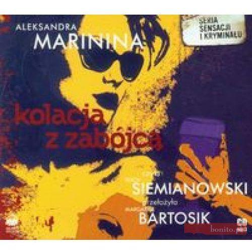 Kolacja Z Zabójcą. Książka Audio Cd Mp3, W.A.B.