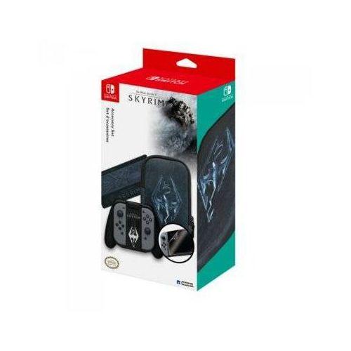 Zestaw akcesoriów HORI Skyrim Accessory Set do Nintendo Switch (0873124006766)