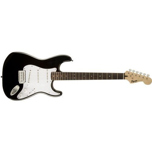 Fender Squier Bullet Strat with Tremolo black gitara elektryczna