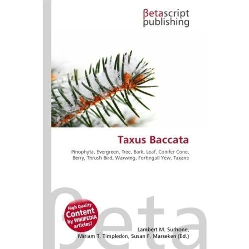 Taxus Baccata (9786130320898)