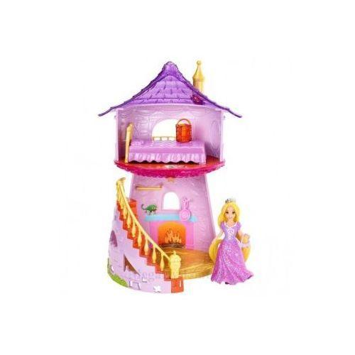 Disney Princess MagiClip Domki Księżniczek X9431- Wieża Roszpunki X9433 (domek dla lalek) od Taniej.pl
