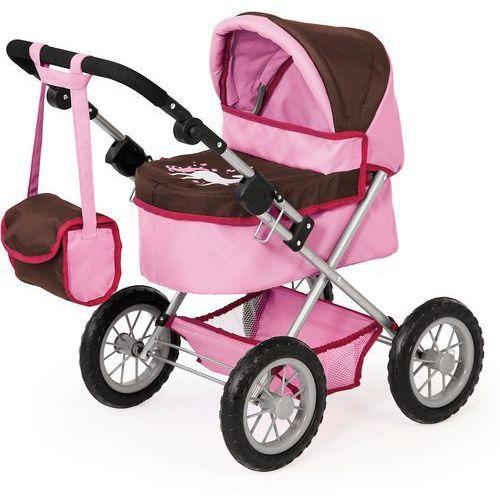 Madej Wózek dla lalek głęboki z torbą - produkt z kategorii- wózki dla lalek