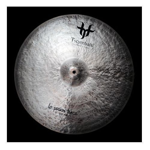 "T-cymbals la pasion turca ride 21"""