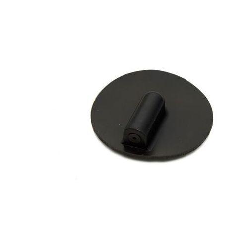 Elektroda silikonowa okrągła z gniazdem 2 mm, średnica 25 mm - szczegóły w BardoMed.pl
