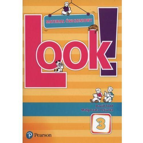 Look 3 Exam Trainer (materiał ćwiczeniowy) (50 str.)